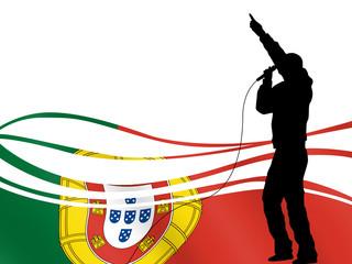 cantante portoghese