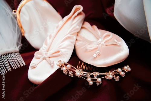 Brides slippers
