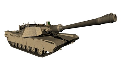 US Military Main Battle Tank