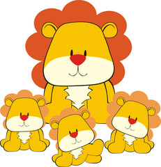 familia leon