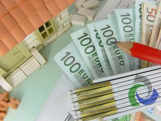 Planung und finanzierung fürs Eigenheim