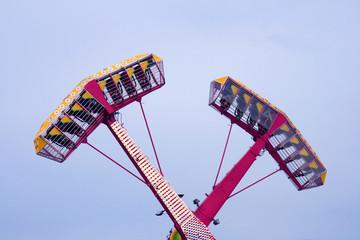 Amusement Thrill Ride
