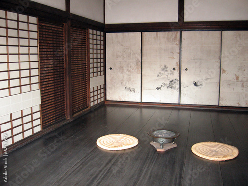 Int rieur japonais from stephali royalty free stock photo for Interieur japonais