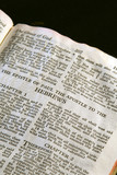 the epistle of paul the apostle to the hebrews poster