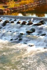 water fall in denver