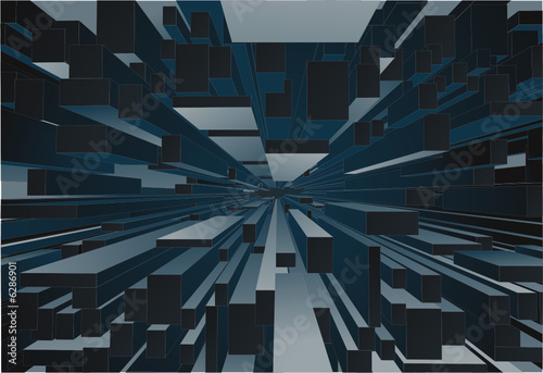 abstract block background