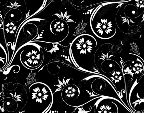 pattern wallpaper. floral pattern wallpaper.