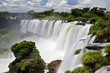 Iguassu Falls is the largest series of waterfalls on the planet, - 6306389