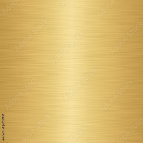 enormous sheet of brushed gold metal texture
