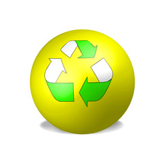 Recycling - 3D
