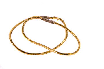 Gold Hair Bands