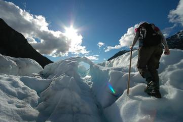 Fox Glacier Mountaineer