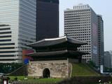 Namdaemun - Sungnyemun Gate in Seoul