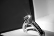 Diamond Engagement Ring - 6328310
