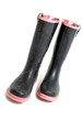 water proof wellington boots dirty