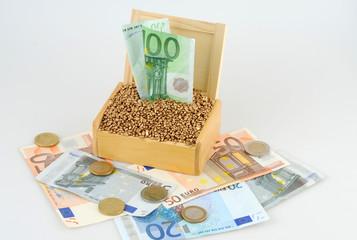 Gold und Geld