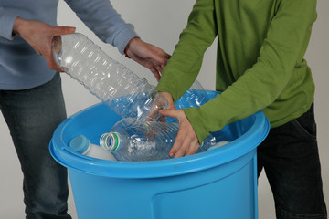 recyclage mains