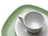 porcelain table-ware poster