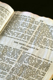 gospel according to the third epistle of John poster