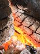 Le feu de cheminée