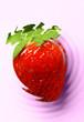 Erdbeere Spiegelung