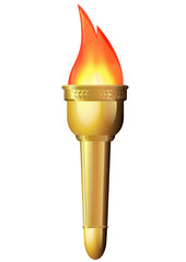 Torche olympique