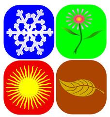 estações do ano