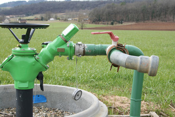 pompe a irrigation en agriculture
