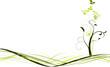 vecteur série - printemps plante ou arbre à fleur vectoriel