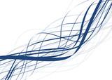 vecteur série - courbe vectorielle nature - 6345182