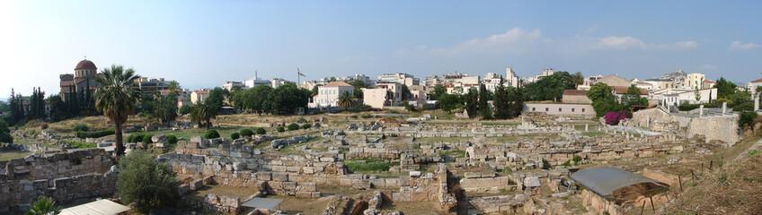 Scavi di Atene