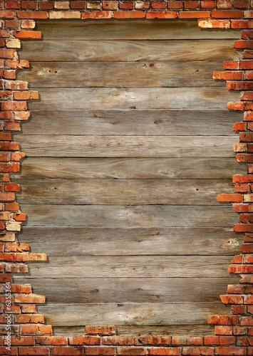 drewnianych-desek-tla-tekstura-z-sciana-z-cegiel-f