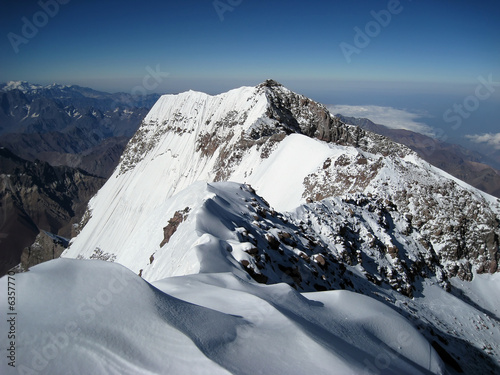 Summit of Aconcagua