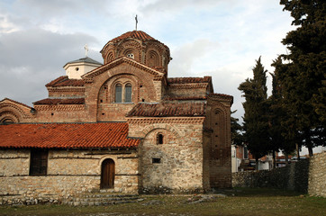 Old church in Ohrid