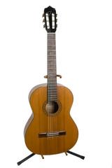 Musique - Guitare classique sur trépied