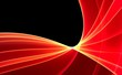 Red 3D rendered fractal (fantasy,abstract background)