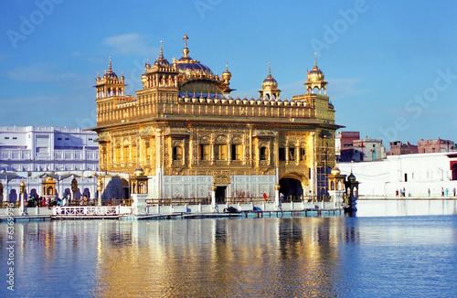 Amritsar, India. Golden Temple