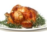 Fototapety Roasted Chicken