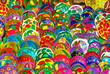 Quadro Pottery Rainbow