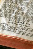 gospel according to the revelation of st. john the divine  poster