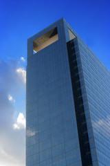 Modern Medical Skyscraper