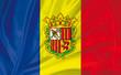 Drapeau Andorre Andorra