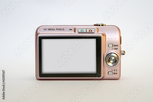 Digital camera, Fotoapparat