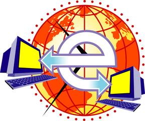 e-business illustration