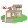 detached house with sold board