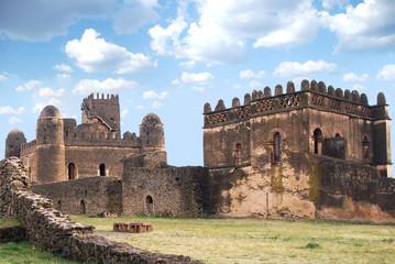 Castello di Gondar - Etiopia
