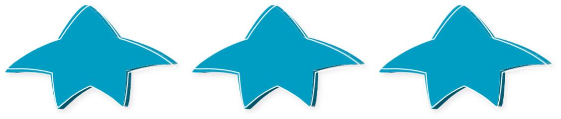 forma stelle