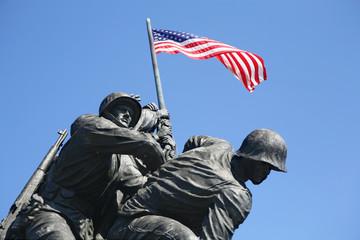 Iwo Jima Marines Memorial, Arlington Cemetery