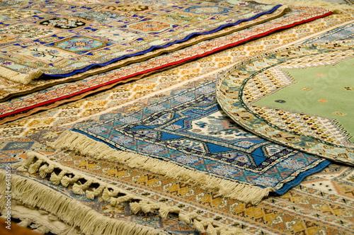 tapis marocain de pics money photo libre de droits 6413595 sur. Black Bedroom Furniture Sets. Home Design Ideas