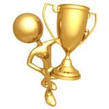 Fototapety Trophy Winner